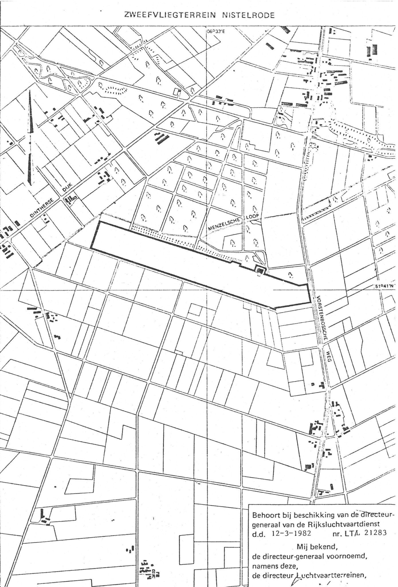 Kaart Nistelrode